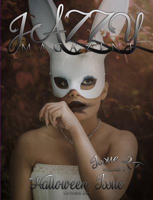 Jazzy Halloween Issue 24 - Vol 3