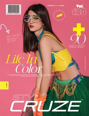JUNE 2021 Issue (Vol: 120) | STYLÉCRUZE Magazine