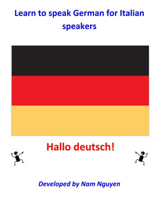 Learn to Speak German for Italian Speakers