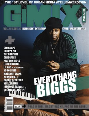 G.Mix Magazine Vol.2 - Issue. 17