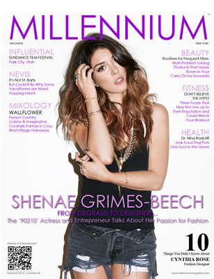 MILLENNIUM MAGAZINE | FEBRUARY 2015