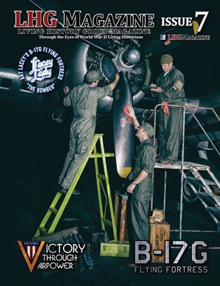 WWII LHG Magazine Issue 7: Victory Through Air Power