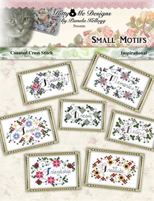 Small Cross Stitch Motifs Inspirational