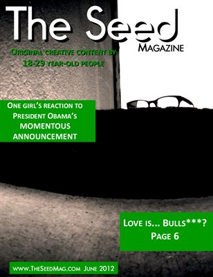 The Seed Magazine | June 2012