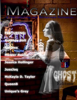 Ghost Edition, Vol 1—Jessica Hollinger