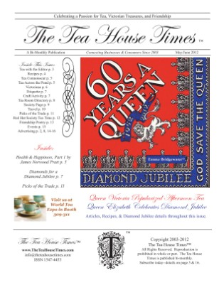 The Tea House Times May/June 2012 Issue
