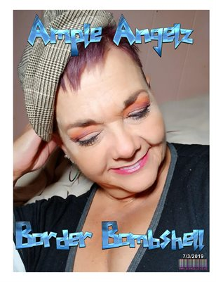 Ample Angelz Border Bombshell special edition