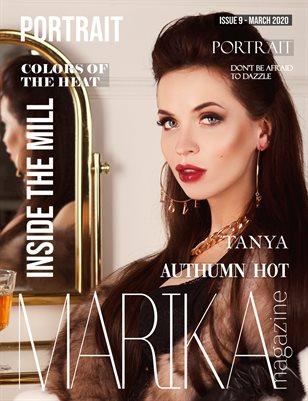 MARIKA MAGAZINE PORTRAIT (March - issue 9)