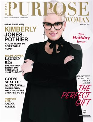 Today's Purpose Woman Dec/Jan issue