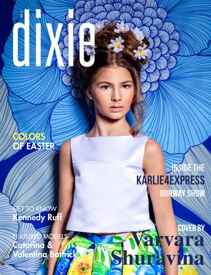Dixie Magazine April 2017