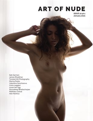 Art Of Nude - Issue 22 pt.1
