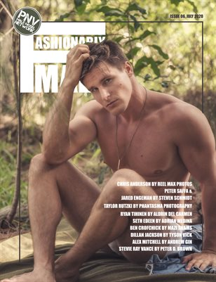 PnV Fashionablymale Magazine Issue 06