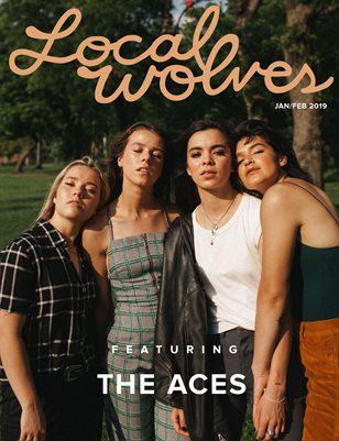 LOCAL WOLVES // ISSUE 56 - THE ACES