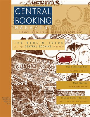 CENTRAL BOOKING Magazine June 2012