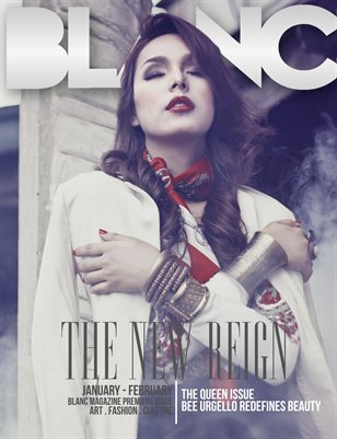 BLANC The Queen Issue