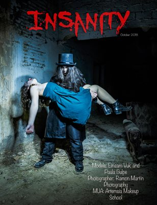 Insanity Magazine Volume 2 Issue 3
