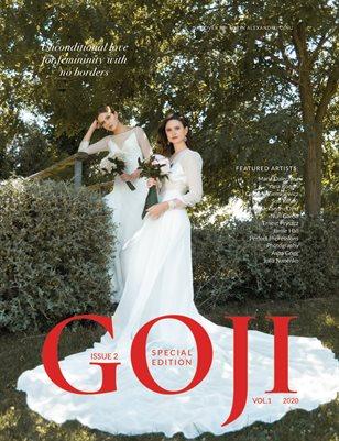 GOJI MAGAZINE ISSUE 2 SPECIAL EDITION VOL.1 2020