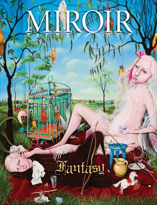 MIROIR MAGAZINE • Fantasy • Heather Nevay