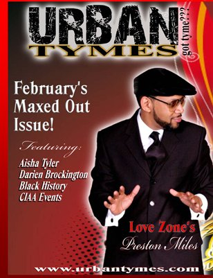 February Maxed Out Issue