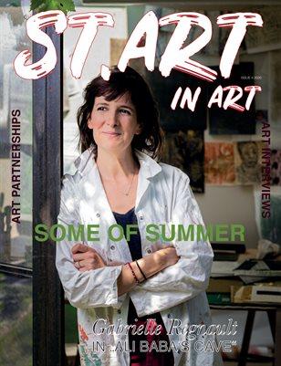 """St.Art in Art """"Some of summer"""""""