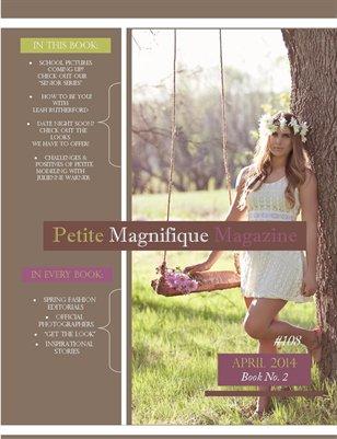 Petite Magnifique April Edition #108 Book. No 2