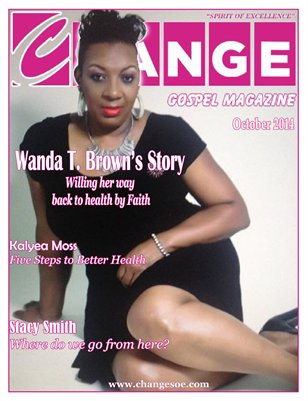 Change Gospel Magazine October 2014