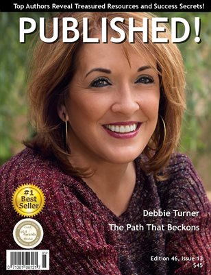 PUBLISHED! Magazine featuring Debbie Lamb Turner