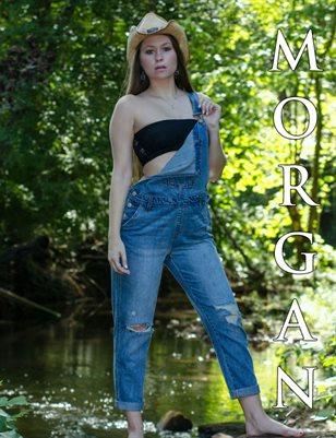 Morgan - Forest Rebel | Bad Girls Club Magazine