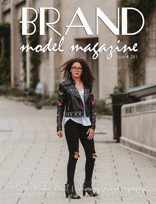 Brand Model Magazine  Issue # 281