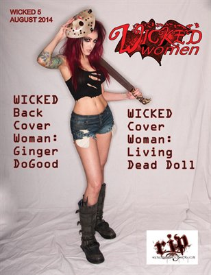 WICKED Women Magazine- WICKED FIVE: AUGUST 2014