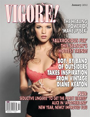Vigore Magazine_January 2012