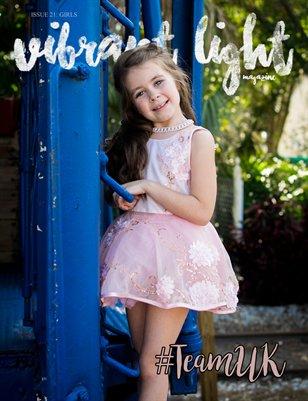 Vibrant Light Magazine: Issue 21 / Girls