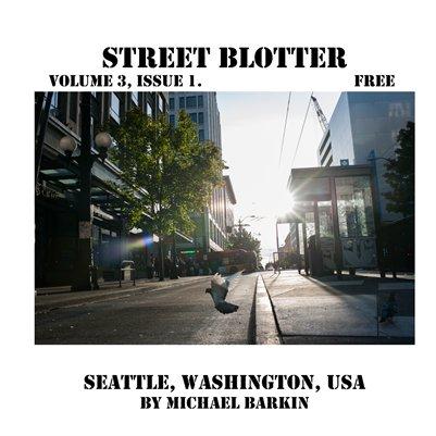 Street Blotter