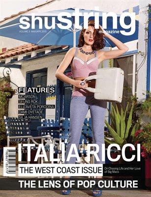 shuString Magazine West Coast Issue 3