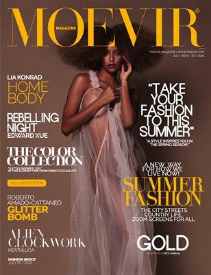 18 Moevir Magazine July Issue 2021