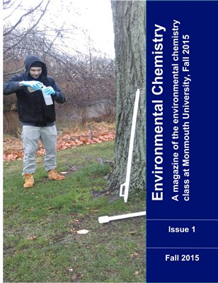 Environmental Chemistry, Fall 2015, Class Magazine