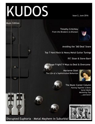 KUDOS - Music Issue