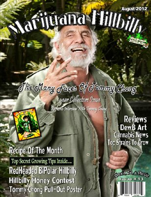 Tommy Chong August 2012