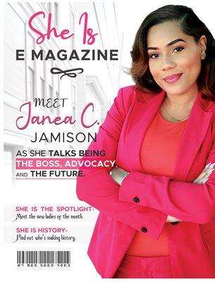 June 21 She Is E Magazine