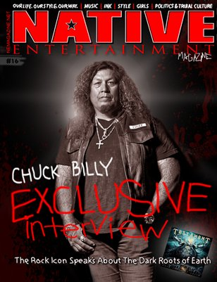 CHUCK BILLY 2012 ISSUE