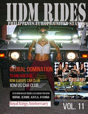 IIDM RIDES Magazine Vol 11