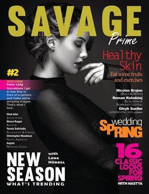 Savage Prime #2