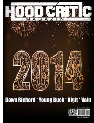 Hood Critic Magazine - Issue #6