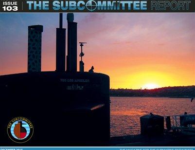 SubCommittee Report #103 December 2015