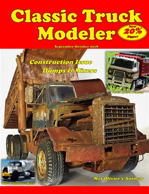 Classic Truck Modeler #11