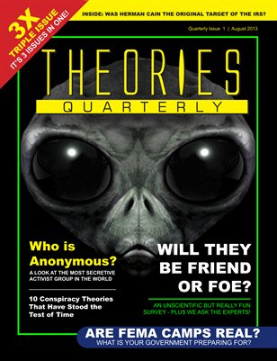 Theories Quarterly - Issue 1