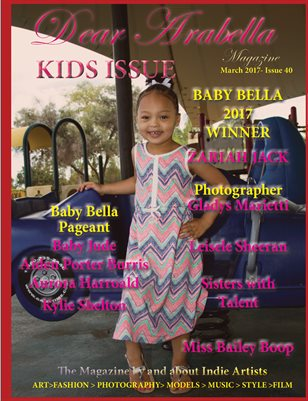 Dear Arabella Magazine March 2017