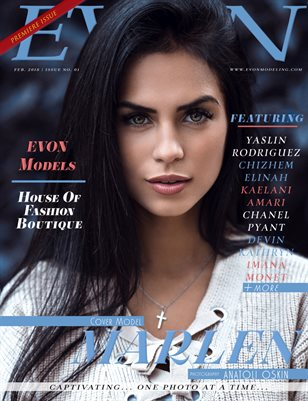 EVON MAGAZINE ISSUE 01 (Open Theme)