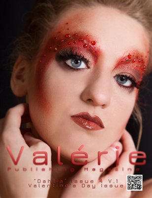 Dahlia Issue 4 | Valentine's Issue | Valérie