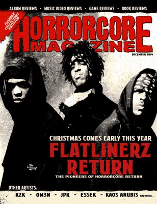 Horrorcore Magazine - Issue 11 Retro